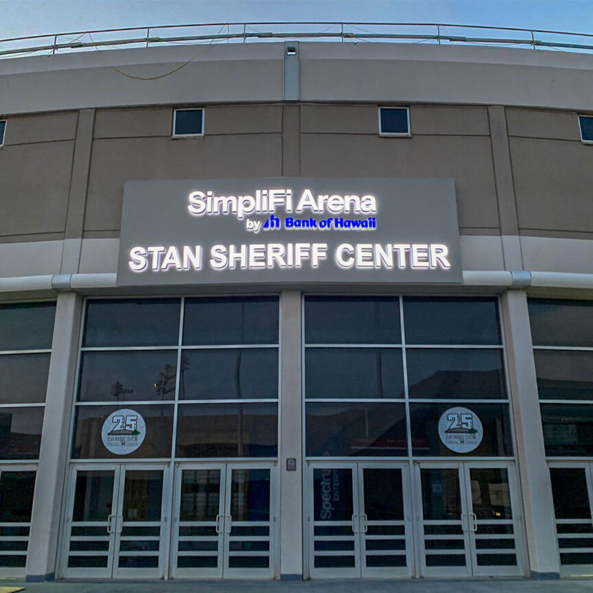 SimpliFi Arena at Stan Sheriff Center