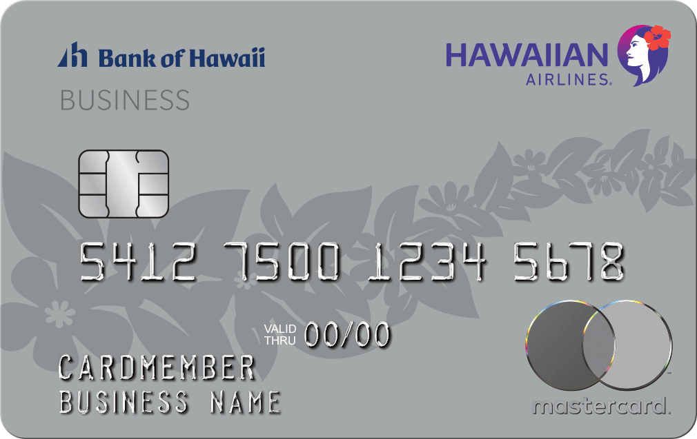 Hawaiian Airlines® World Elite Business Mastercard®